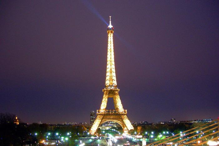 6 địa điểm nhất định phải ngắm khi du hí Paris 11:06   23/03/2018