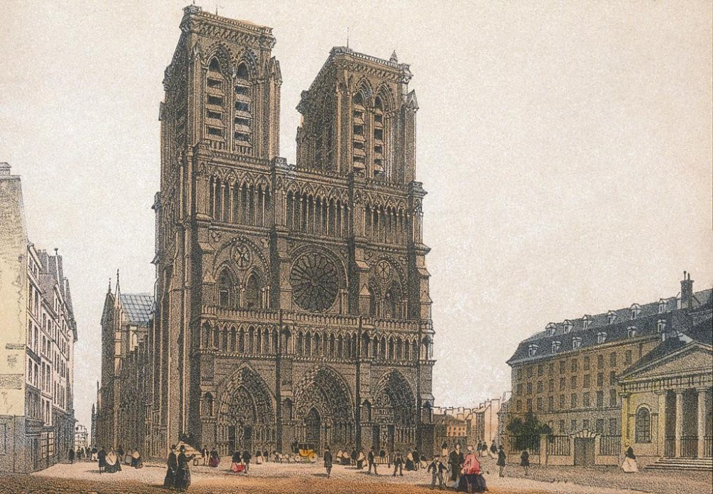 9 điều bạn cần biết về Nhà thờ Đức Bà Paris 08:22   23/04/2019