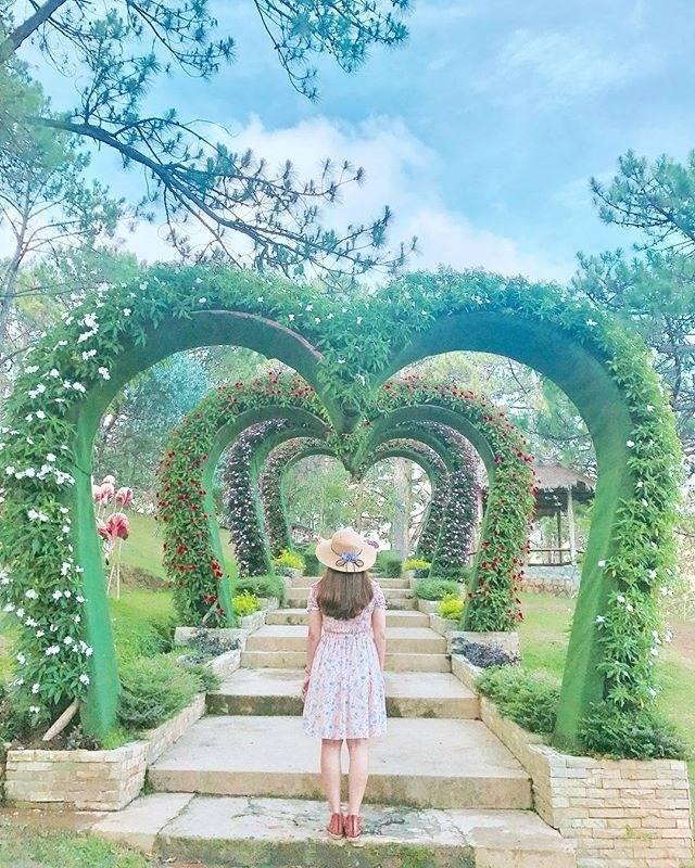 Update bảng giá 25 điểm du lịch Đà Lạt hot nhất năm 2019 10:37   27/05/2019