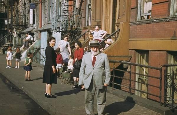 Bộ ảnh hiếm về New York những năm 1940 13:50   15/09/2017