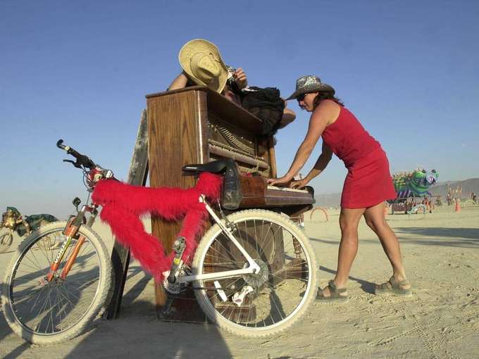 Burning Man – thế giới của những con người lập dị nhất 17:19   09/08/2018