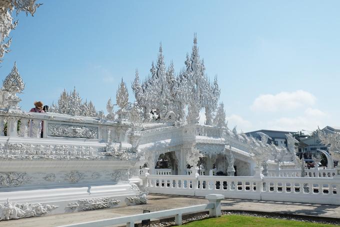 Câu chuyện đằng sau thiết kế đáng sợ của ngôi đền trắng như tuyết 15:16   05/10/2018