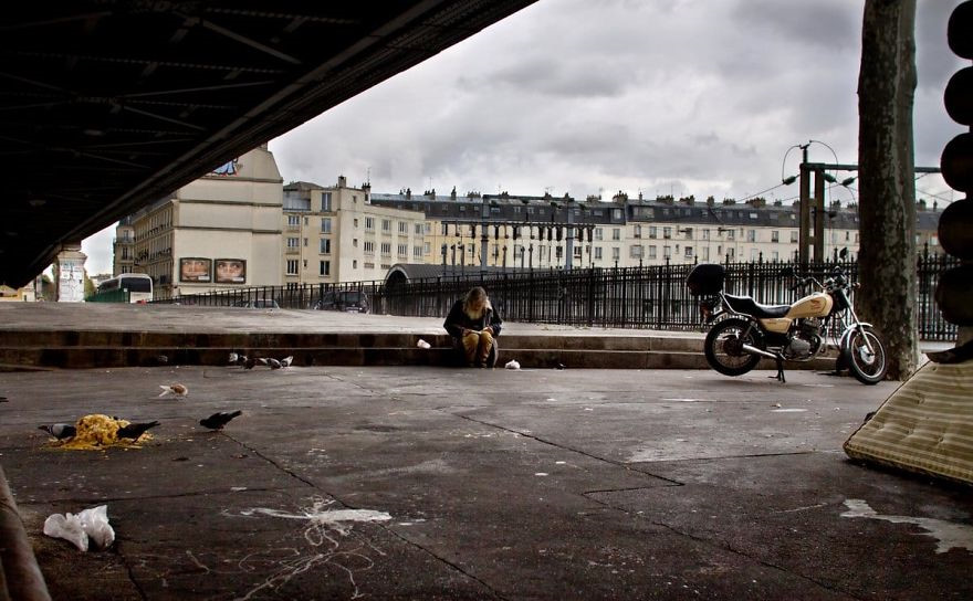 Những góc khuất u tối phía sau Paris hoa lệ 09:28   17/09/2018