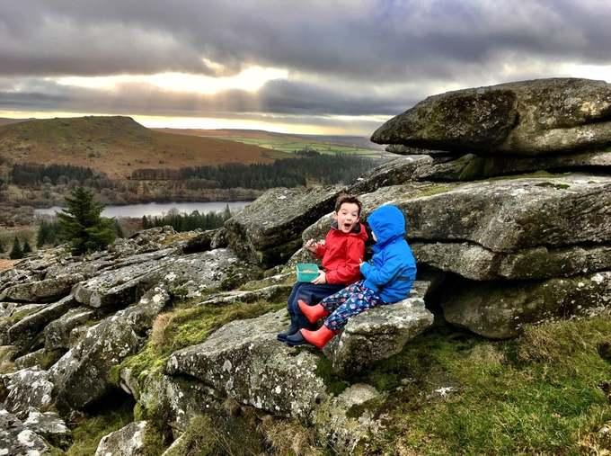 Khung cảnh ngoạn mục trong các vườn quốc gia ở Anh 14:20   28/02/2019