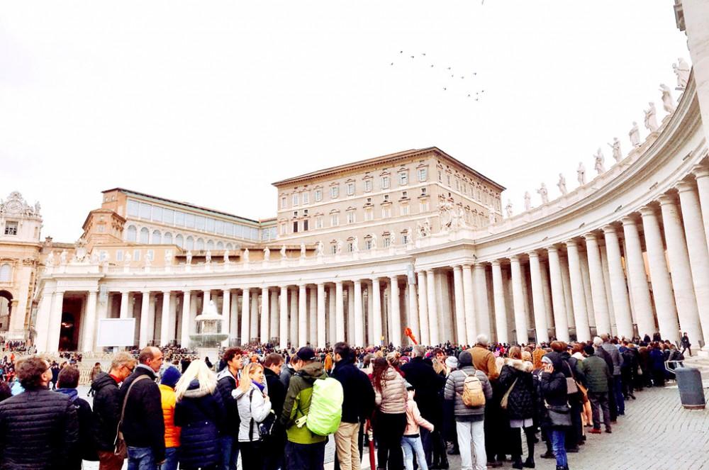 Một ngày 'dài vô tận' ở Rome 09:31   23/04/2018