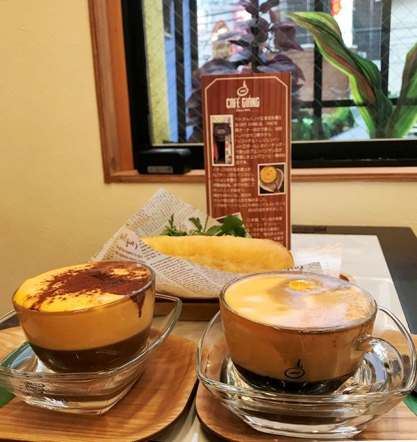 Quán cà phê trứng Hà Nội ở giữa lòng Nhật Bản 17:17   18/05/2018