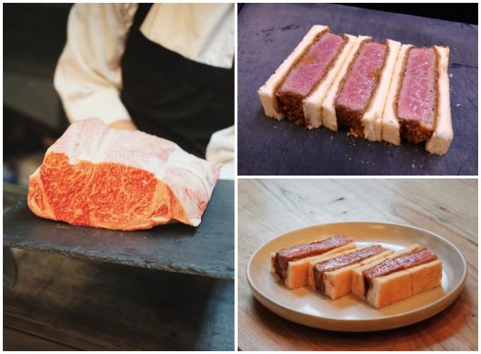 Sandwich bò Wagyu Nhật Bản – đồ ăn nhanh giá nhà hàng Michelin 14:43   13/07/2018