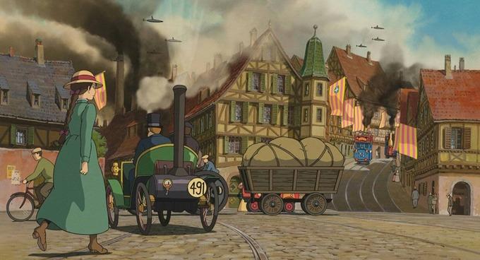 Thị trấn cổ tích trong hoạt hình Ghibli ngoài đời thực 09:01   28/06/2019