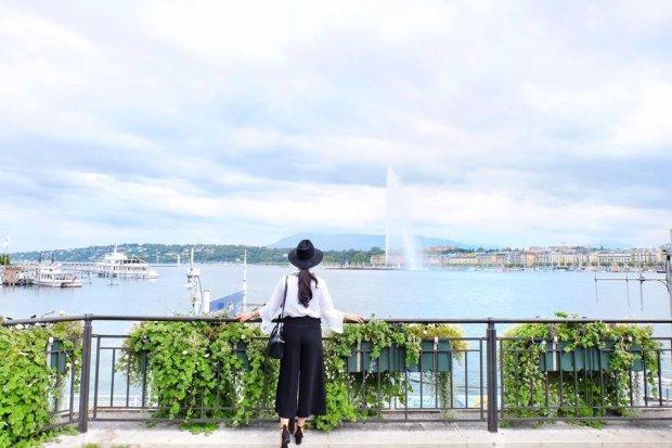 9X xinh đẹp thả dáng giữa Thụy Sỹ đẹp mơ màng như một bức tranh 13:59   29/06/2018