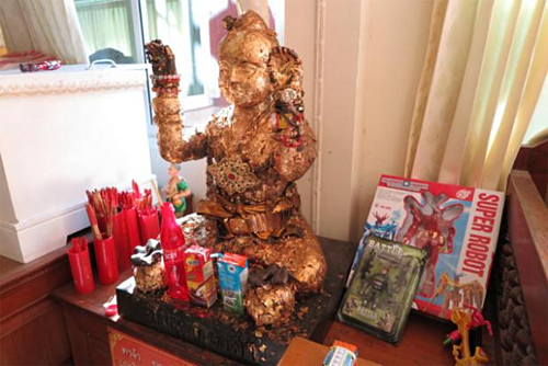 Truyền thuyết về 'em bé tà thuật' trong đền chùa Thái Lan 08:48   23/04/2019